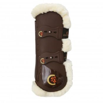 Kentucky Sheepskin Tendon Boots
